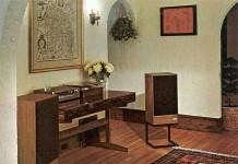 1. Dòng loa Acoustic Research Original AR