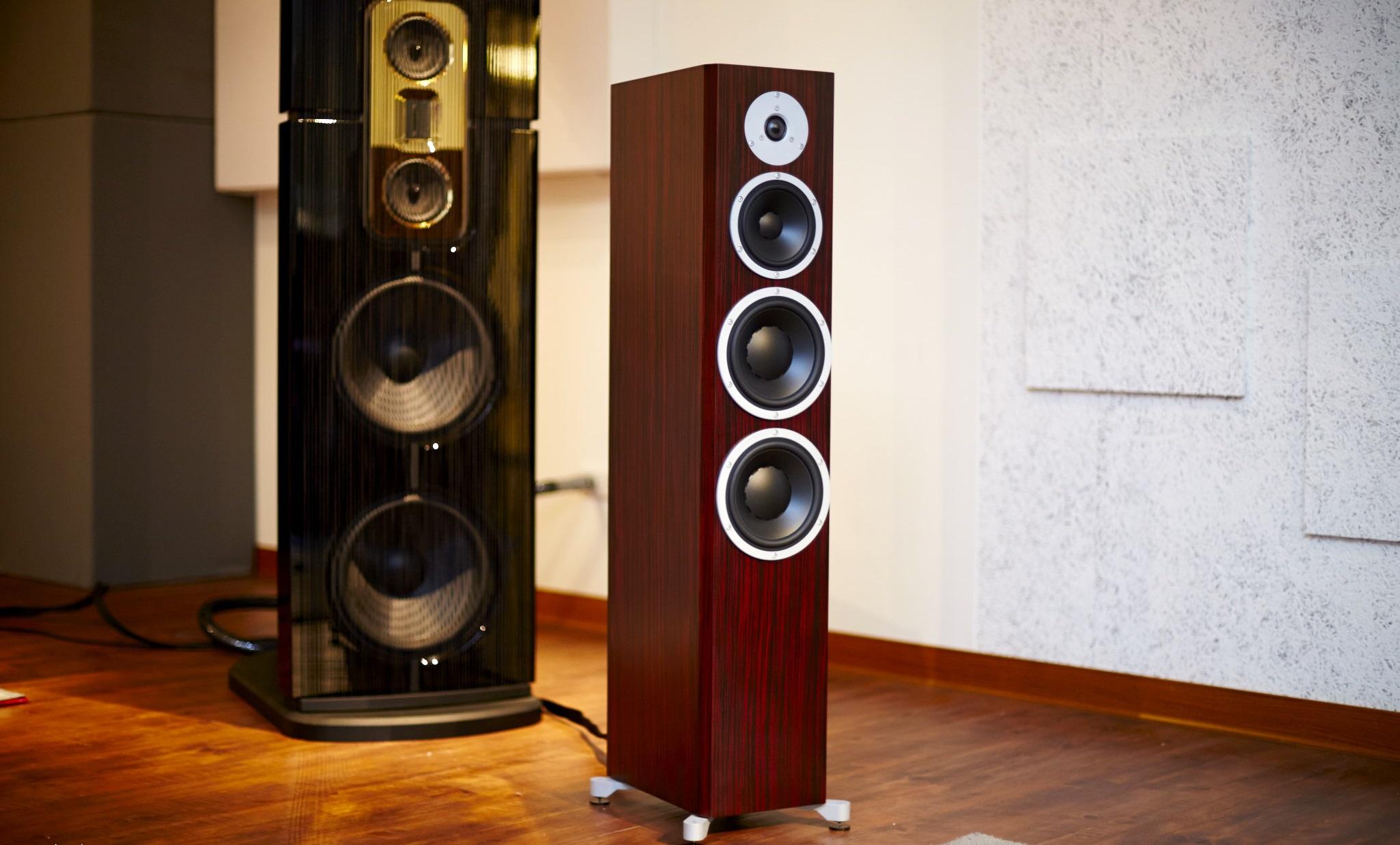 Dynaudio Excite X38 mang âm thanh sâu, chi tiết
