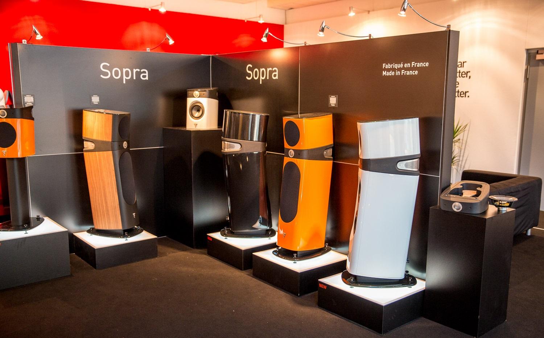 Focal Sopra là hậu duệ của Grande Utopia