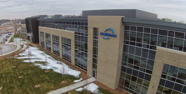 Trụ sở của tập đoàn Harma tại New North American