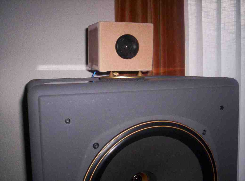 tannoy super tweeter 2 chinh hang