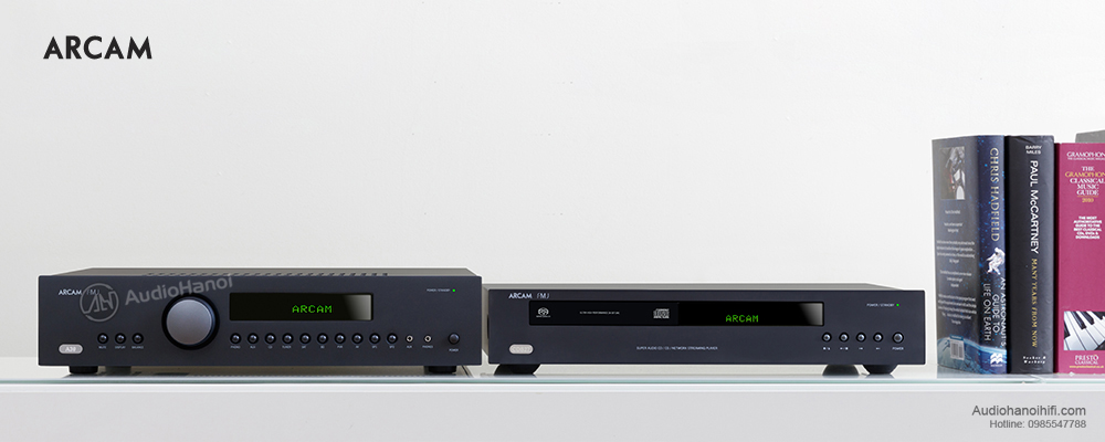 1. Đầu CD Arcam FMJ CDS27