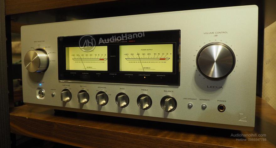 1. Ampli Luxman L-590AXII