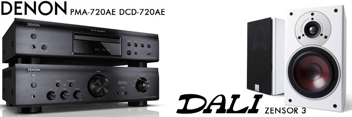 2. Đầu CD Denon DCD-720AE