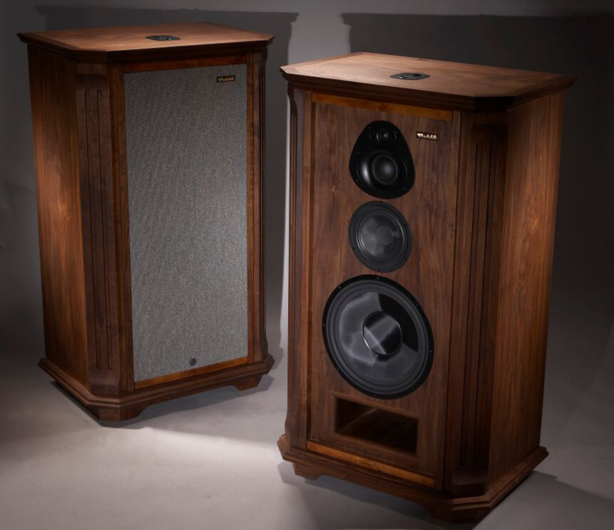2. Loa Wharfedale Airedale Classic Heritage