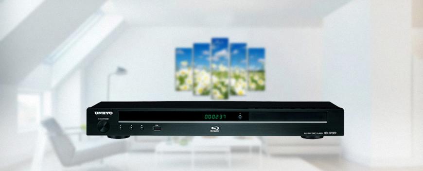 5. Đầu Blu-ray Onkyo BD-SP309