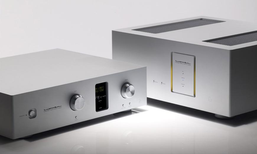 5. power ampli luxman M-600A