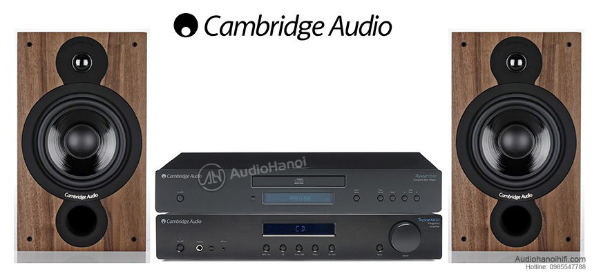 2. Cambridge Topaz CD10