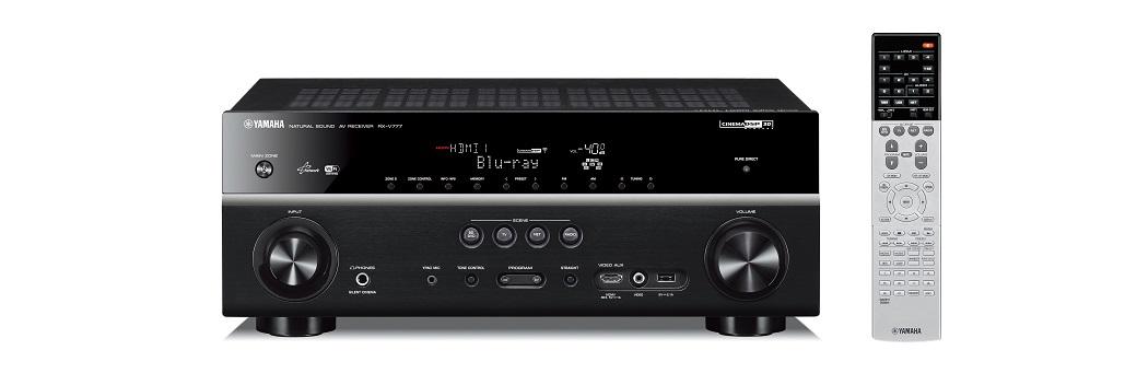dong ampli Yamaha RX-V series