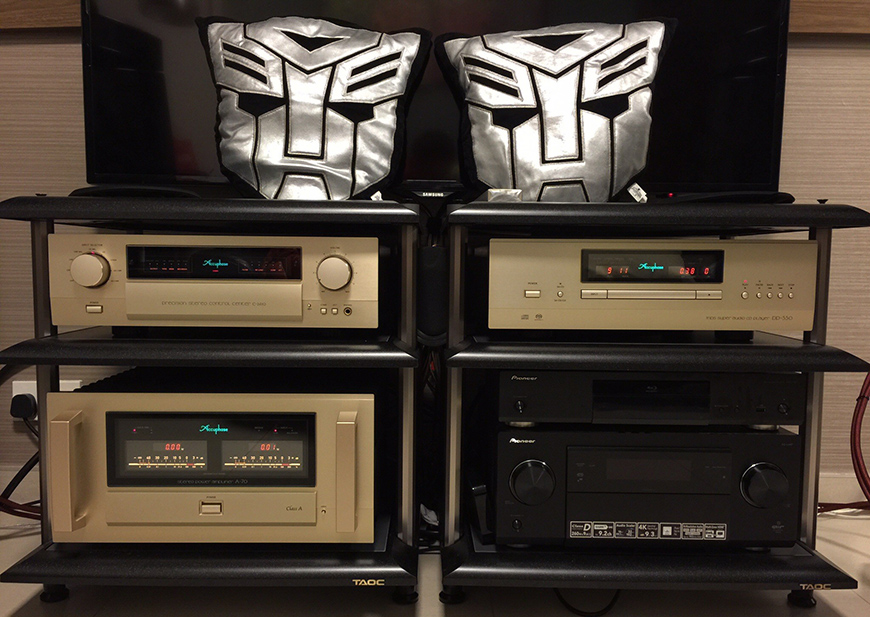 lich su hang Accuphase 5