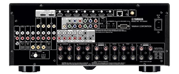mat sau ampli Yamaha RX-A3060
