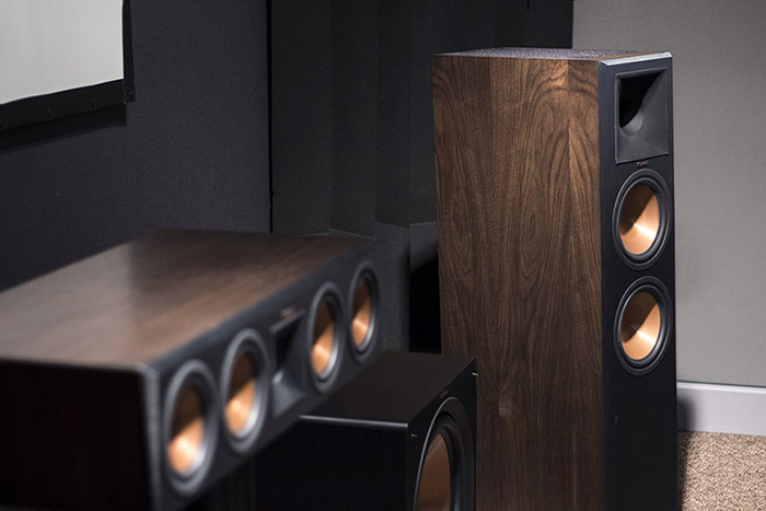 Klipsch RP-280 5.1.4 Dolby Atmos an tuong
