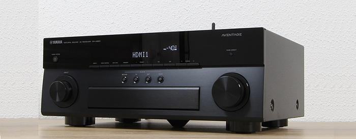 ampli Yamaha RX-A860 chat luong