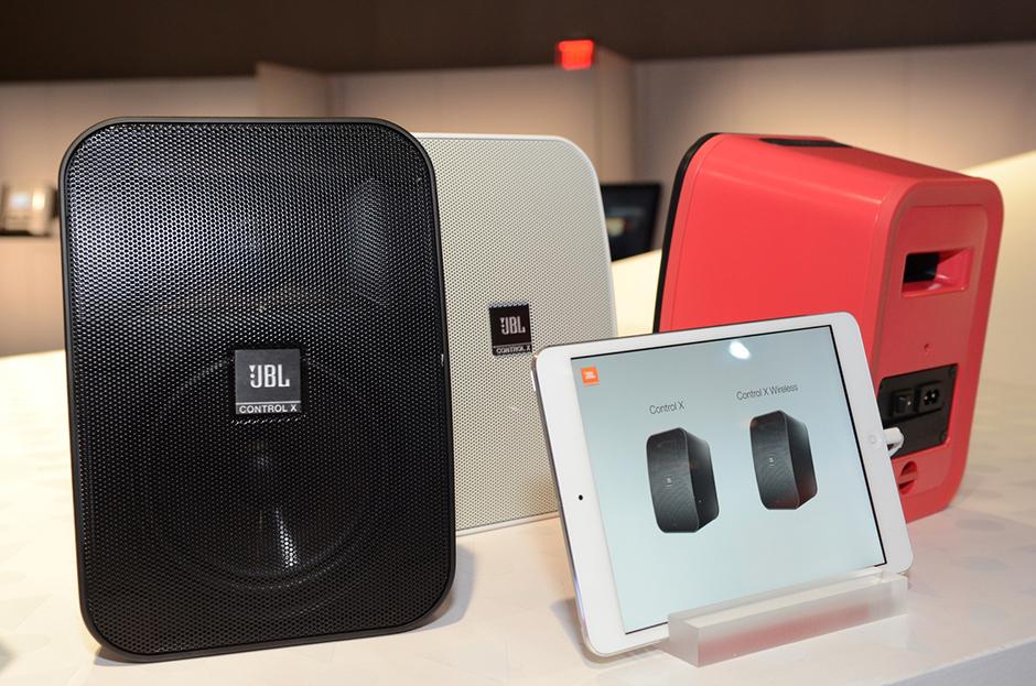 Loa JBL Control X Wireless dep