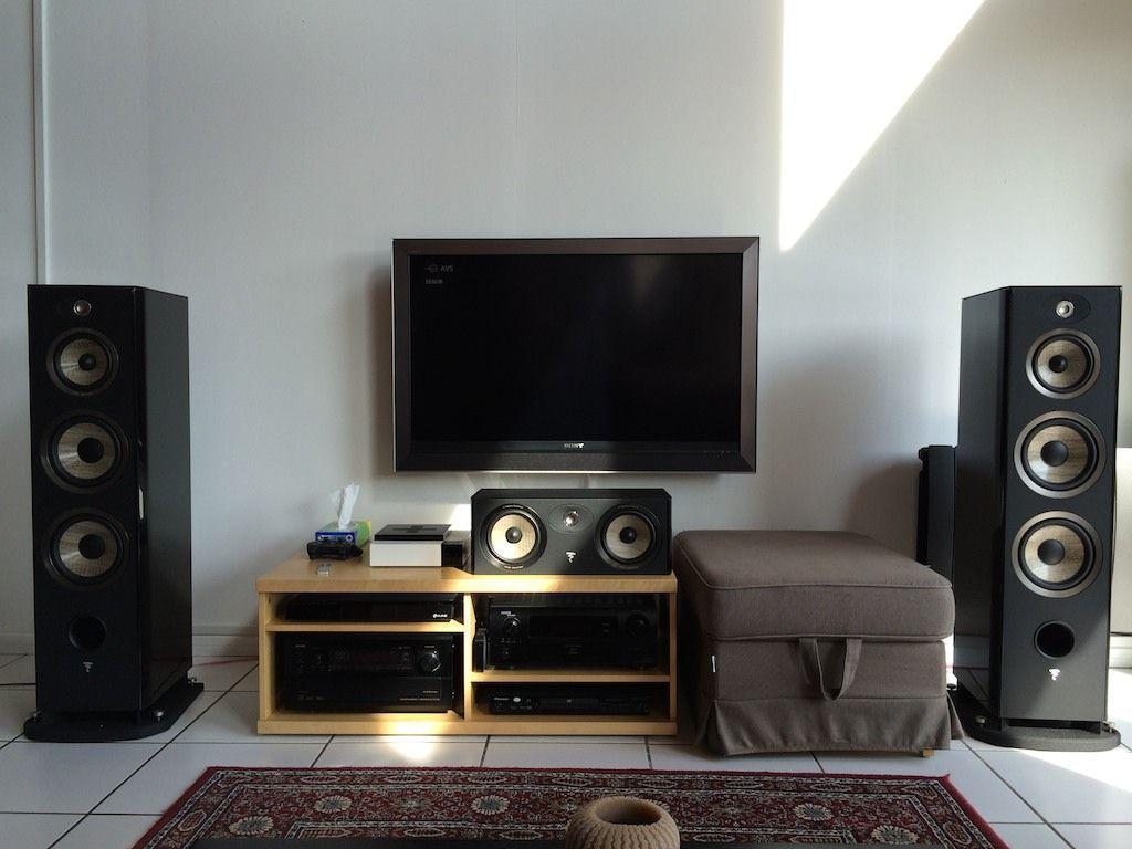 loa focal aria 948 l a ch n ho n h o cho h th ng m thanh home. Black Bedroom Furniture Sets. Home Design Ideas