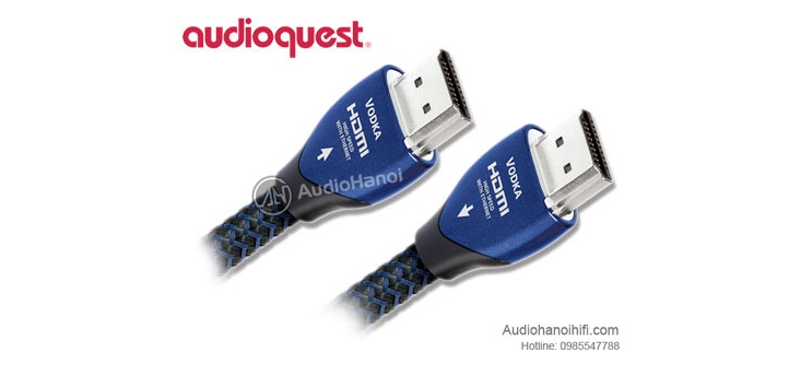 day tin hieu AudioQuest HDMI Vodka