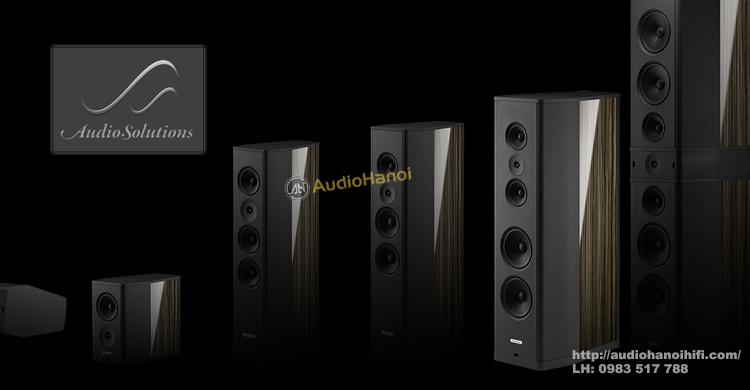 loa AudioQuest Figaro C dep