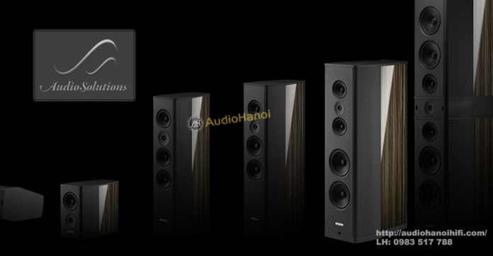 loa AudioSolutions Figaro XL chuan