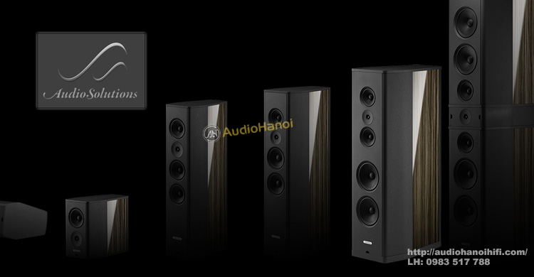 loa AudioSolutions Figaro XL chat