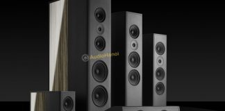 loa AudioSolutions Figaro S chuan