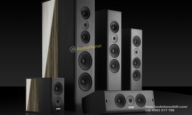 loa AudioSolutions Figaro S dep