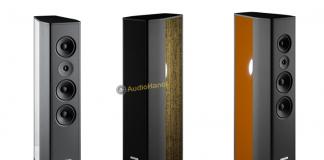 loa AudioQuest Figaro M chuan
