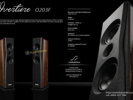loa AudioSolutions Overture O203F chuan