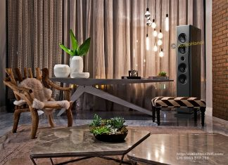 loa AudioSolutions Overture O205F chuan
