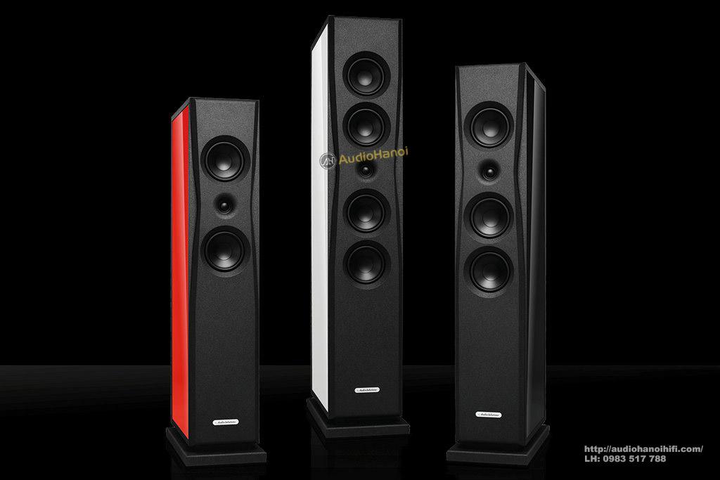 loa AudioSolutions Overture O205F tot
