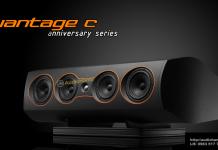 loa AudioSolutions Vantage C Anniversary chuan