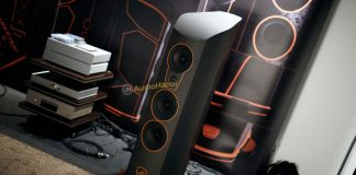 loa AudioSolutions Vantage M Anniversary chuan