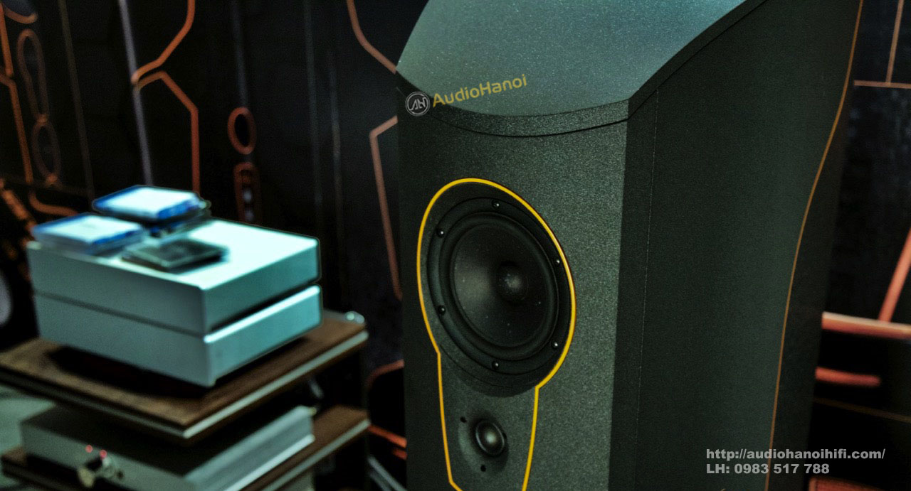 loa AudioSolutions Vantage S Anniversary dep