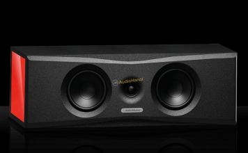 loa AudioSolutions Overture O201C chuan