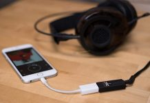 Bo giai ma USB AudioQuest DragonFly Black chuan