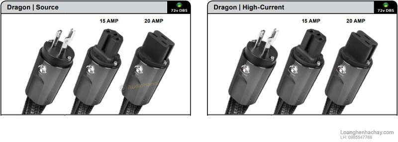 Day nguon AudioQuest Dragon High Current chat