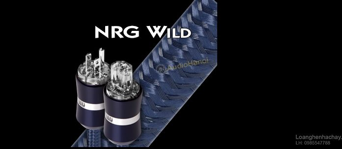 Day nguon AudioQuest NRG Wild chuan