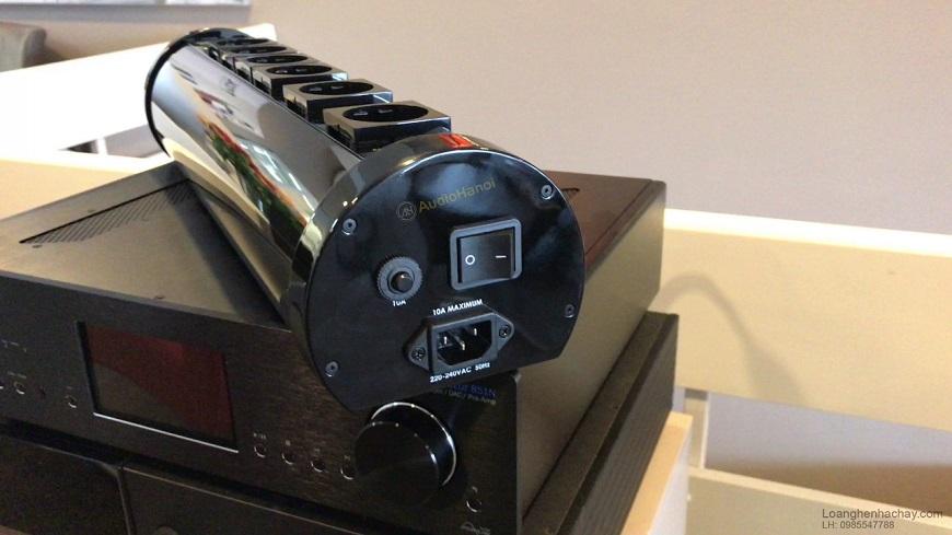 O cam AudioQuest Niagara 1000 dep