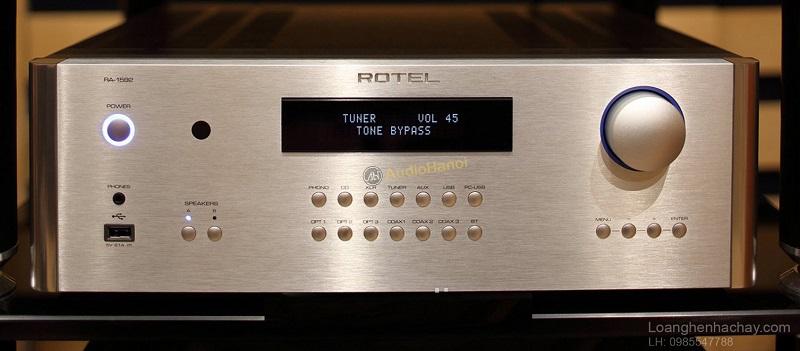 Ampli Rotel RA-1592 chat