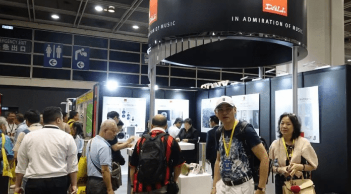 Hong Kong High-End Audio Visual Show 2018 chuan