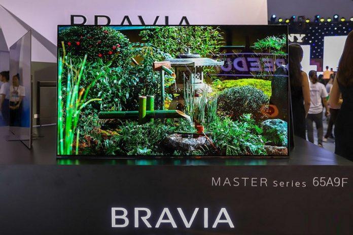 TV Sony Master Series Z9F chuan