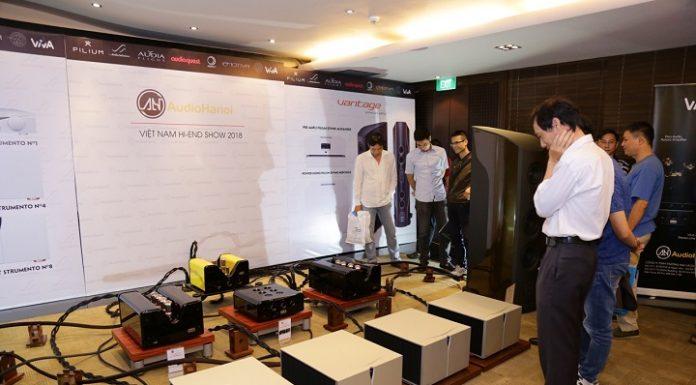 Vietnam Hiend Show 2018 bo dan chuan