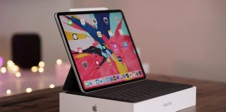 iPad Pro 2018 chuan