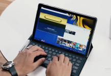May tinh bang Samsung Galaxy Tab S4 chuan