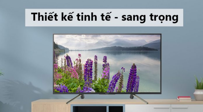 Android Tivi Sony 49 inch KDL-49W800F chuan