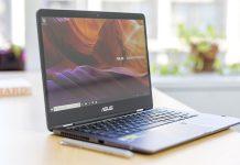 May tinh Asus ZenBook Flip 14 chuan