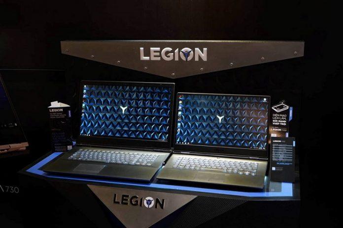 May tinh Lenovo Legion Y530 chuan