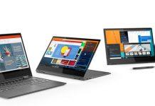 May tinh Lenovo Yoga C630 chuan