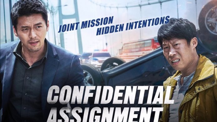 phim Confidential Assignment chuan