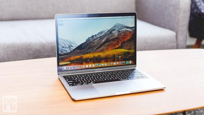 laptop Apple MacBook Pro 13ich 2018 chuan
