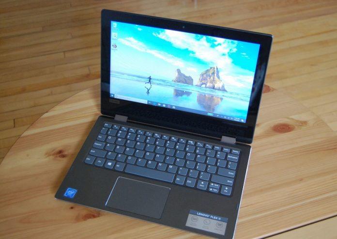 may tinh Lenovo Flex 6 11 chuan